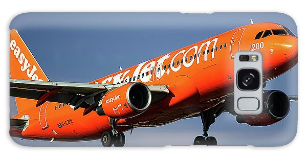 Jet Galaxy Case - Easyjet 200th Airbus Livery Airbus A320-214 by Smart Aviation