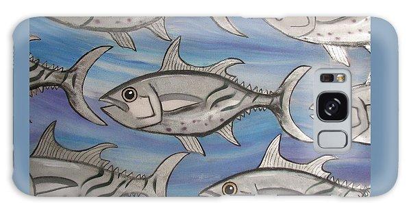 7 Fish Galaxy Case