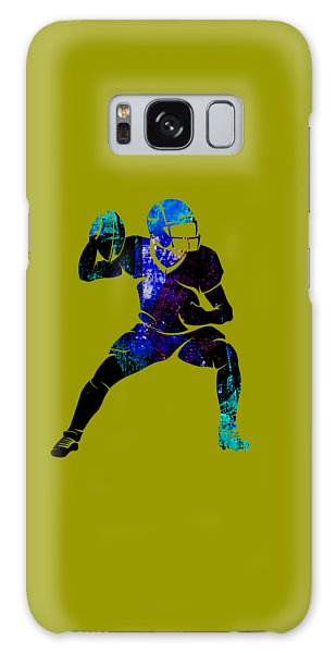 Football Collection Galaxy Case by Marvin Blaine