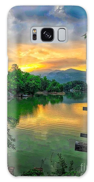 Lake Lure Galaxy Case