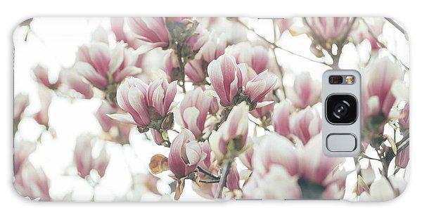 Branch Galaxy Case - Magnolia by Jelena Jovanovic