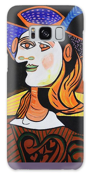 Picasso By Nora Galaxy Case