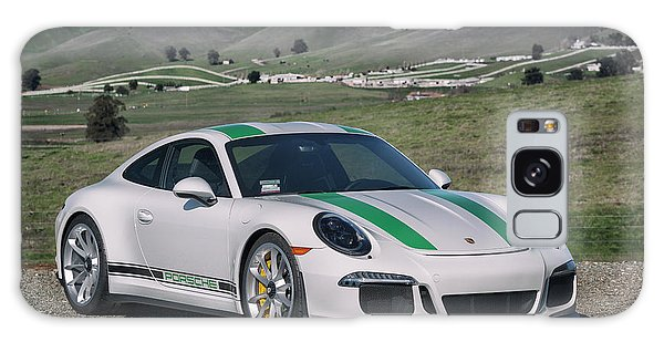 Galaxy Case featuring the photograph #porsche #911r #print by ItzKirb Photography