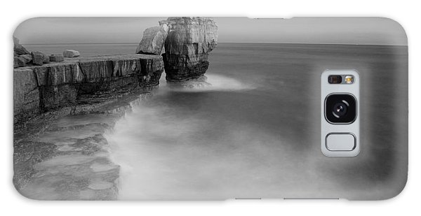 Portland Bill Seascapes Galaxy Case