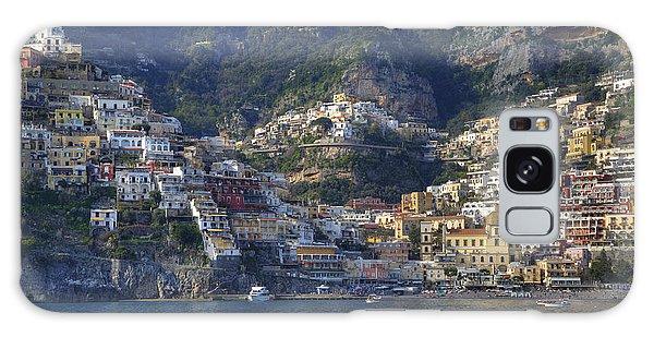 Positano - Amalfi Coast Galaxy Case