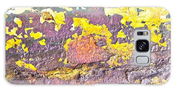 Mottled Galaxy Case - Rusty Metal by Tom Gowanlock
