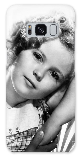 Shirley Temple (1928-  ) Galaxy Case by Granger