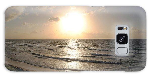 Sunset At Jaffa Beach 10 Galaxy Case