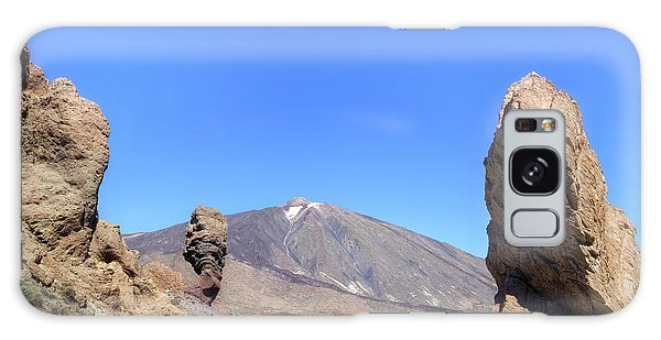Canary Galaxy S8 Case - Tenerife - Mount Teide by Joana Kruse