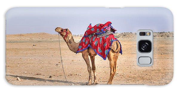 Desert Galaxy Case - Thar Desert - India by Joana Kruse