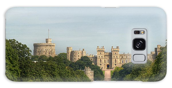 Windsor Castle Galaxy Case