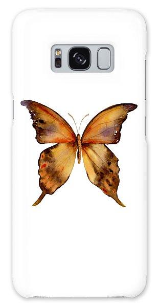 7 Yellow Gorgon Butterfly Galaxy Case