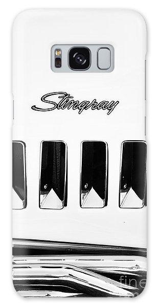 1972 Galaxy Case - 72 Stingray Monochrome  by Tim Gainey