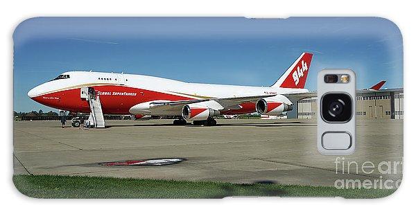 747 Supertanker Galaxy Case by Bill Gabbert