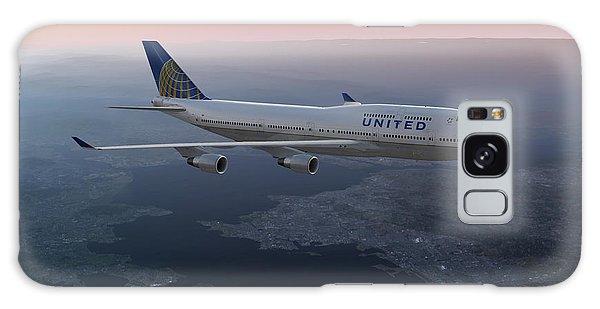 747twilight Galaxy Case