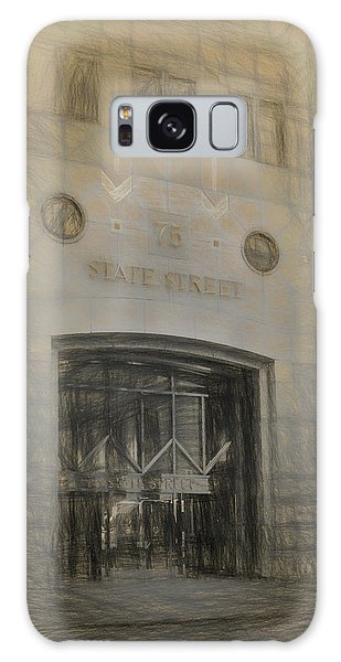 75 State Street Galaxy Case
