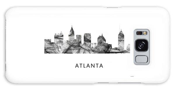 Atlanta Georgia Skyline Galaxy Case
