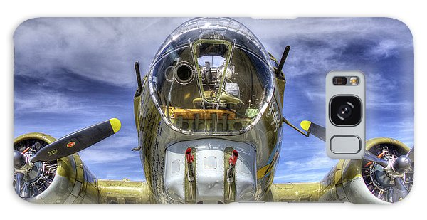 B-17 Galaxy Case by Joe  Palermo