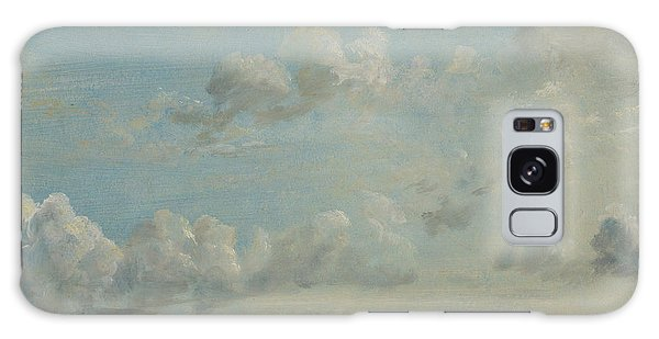 Cloud Galaxy Case - British Title Cloud Study by John Constable