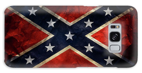 Civil Galaxy Case - Confederate Flag 9 by Les Cunliffe