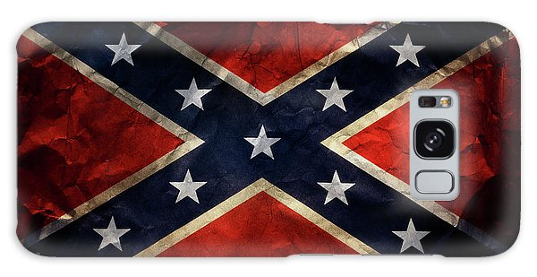 Confederate Flag 9 Galaxy Case