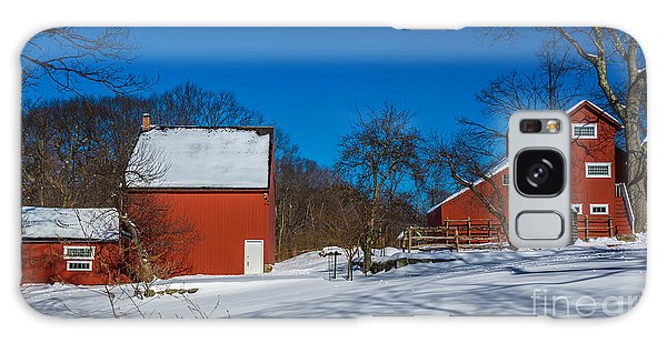 Weir Farm National Historic Site. Galaxy Case
