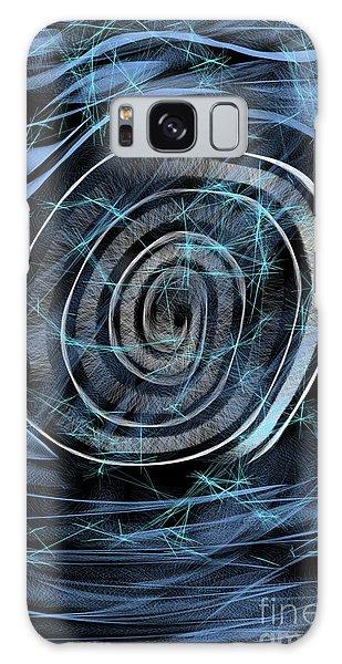 Digital Abstract  Galaxy Case