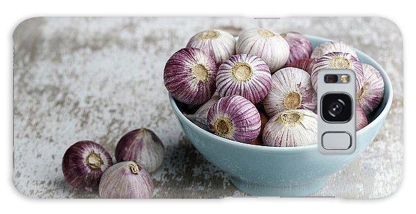 Food Galaxy Case - Garlic by Nailia Schwarz