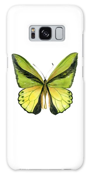 8 Goliath Birdwing Butterfly Galaxy Case
