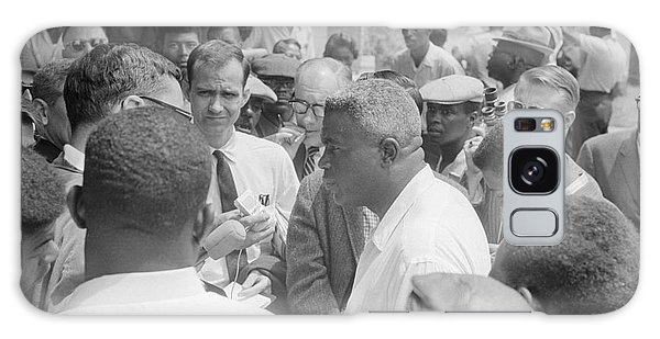 Jackie Robinson (1919-1972) Galaxy Case