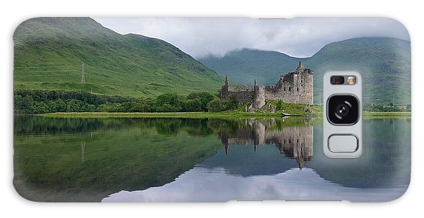 Kilchurn Castle Galaxy Case