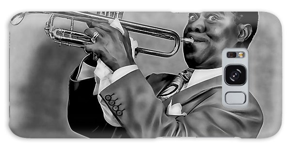 Louis Armstrong Collection Galaxy Case
