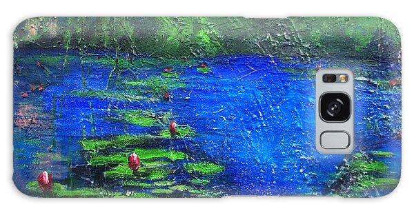 8 Mile Creek Lagoon - Bajool - Original Sold Galaxy Case