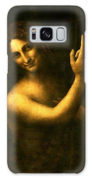 Saint John The Baptist Galaxy Case