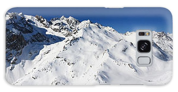 Serre Chevalier In The French Alps Galaxy Case