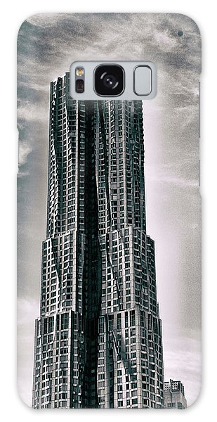 Gehry Galaxy Case - 8 Spruce Street by Jessica Jenney