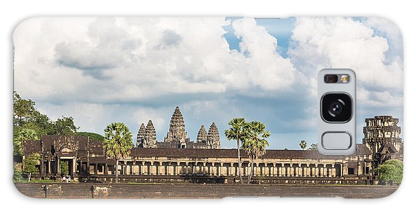 Angkor Wat In Cambodia Galaxy Case