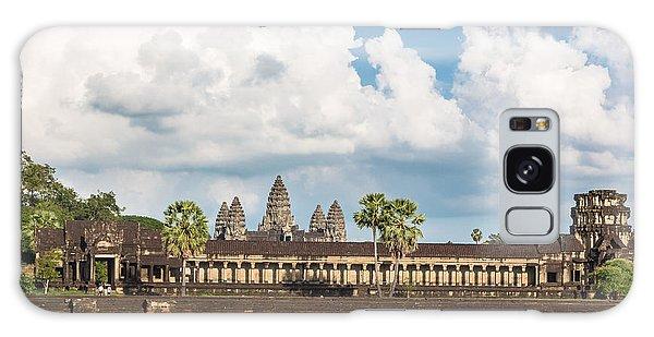 Angkor Wat In Cambodia Galaxy Case