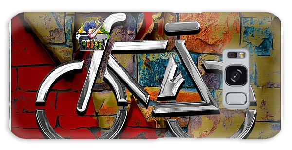 Bicycle Collection Galaxy Case