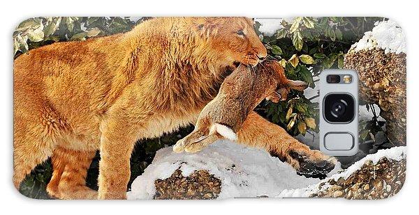 Wild Galaxy Case - Lion by Gloriane Straub