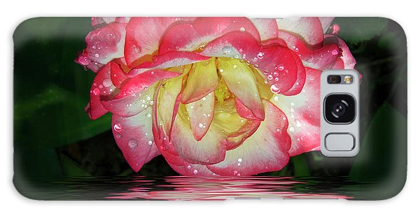 Nice Rose Galaxy Case by Elvira Ladocki