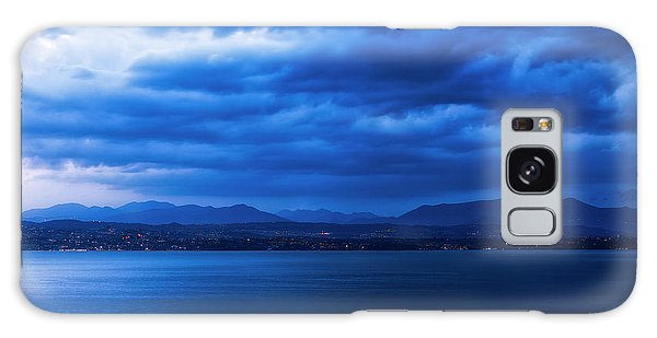 Galaxy Case featuring the photograph Sirmione by Traven Milovich