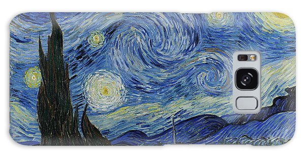 Outer Space Galaxy Case - The Starry Night by Vincent van Gogh