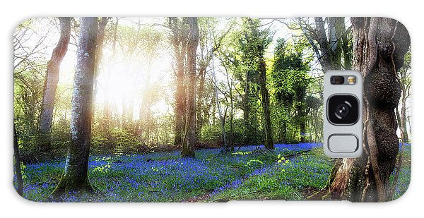 Bluebell Galaxy Case - New Forest - England by Joana Kruse