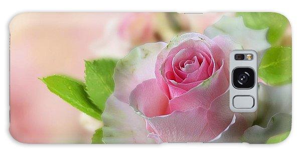 A Beautiful Rose Galaxy Case