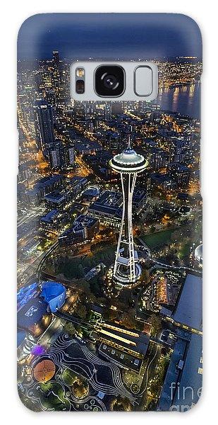 A Birds-eye View Of Seattle Galaxy Case