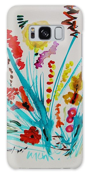 A Bloom For Everyone Galaxy Case by Mary Carol Williams
