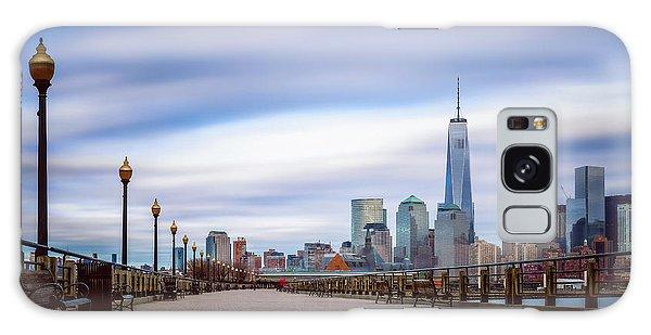 A Boardwalk In The City Galaxy Case