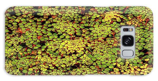 A Botanical Mosaic Galaxy Case