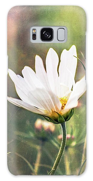 A Bouquet Of Flowers Galaxy Case
